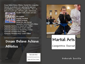 DBA Athletics Competitive Martial Arts Journal