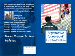 DBA Athletics Boys Artistic Gymnastics Coach's Edition