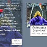 DBA Athletics Girls Artistic Gymnastics Coach's Edition