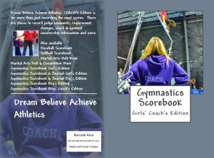 DBA Athletics Girls Artistic Gymnastics Coach's Edition